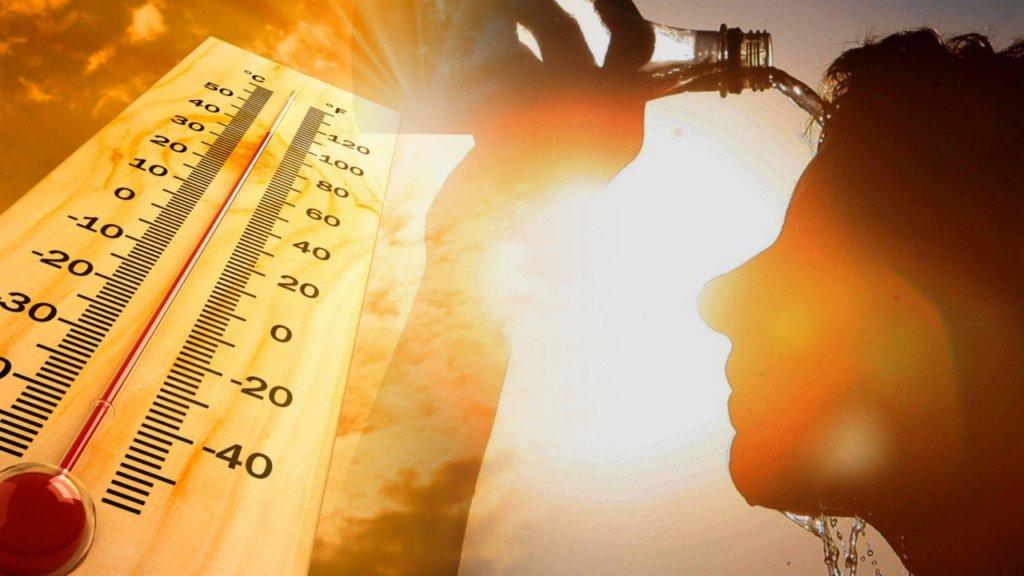 13 серпня на Київщину чекає «рекордна» спека - прогноз погоди, погода - 13 pogoda3
