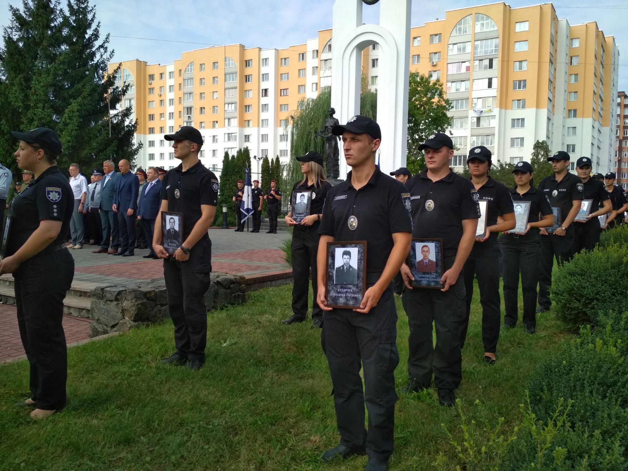 22 серпня Україні вшановують пам'ять загиблих правоохоронців, фото-1