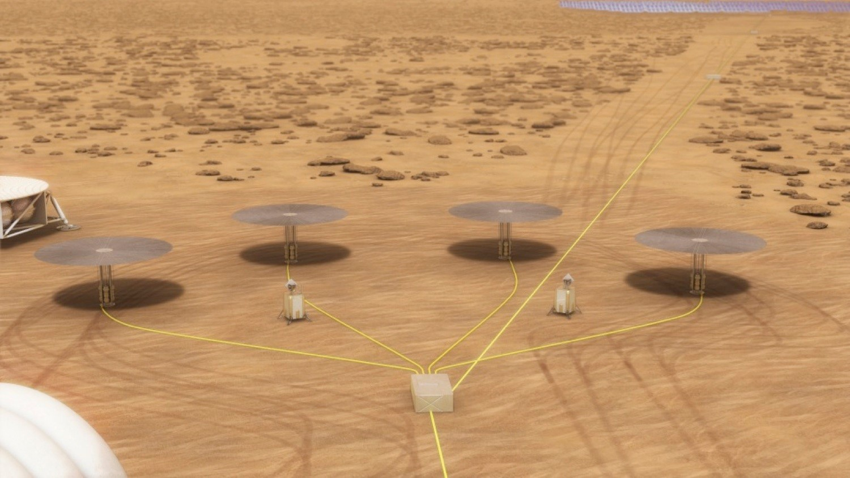 У NASA створюють ядерний реактор для міжпланетних перельотів (ВІДЕО) - космос - 15 nasa