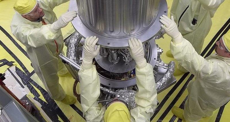 У NASA створюють ядерний реактор для міжпланетних перельотів (ВІДЕО) - космос - 15 nasa2