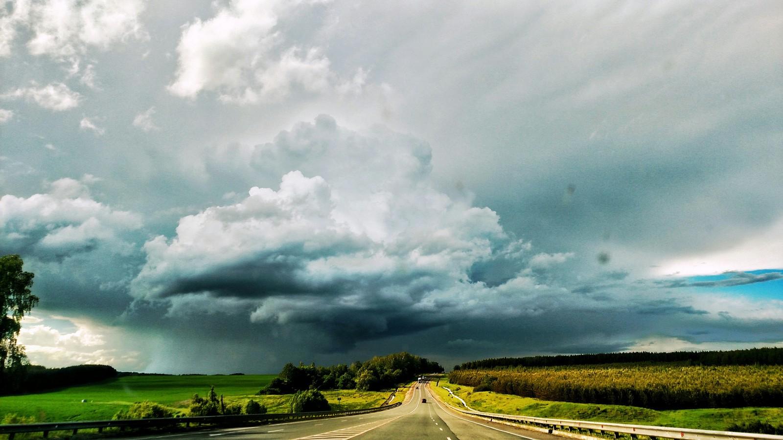 16 серпня Київщину накриють дощі - погода - 16 pogoda2