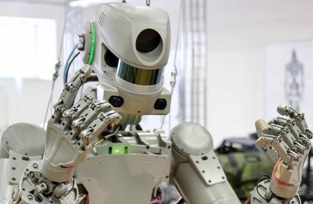 Федір. Повернення: НАСА назвало терміни повернення на Землю робота, що побуває на МКС -  - 19 fedor