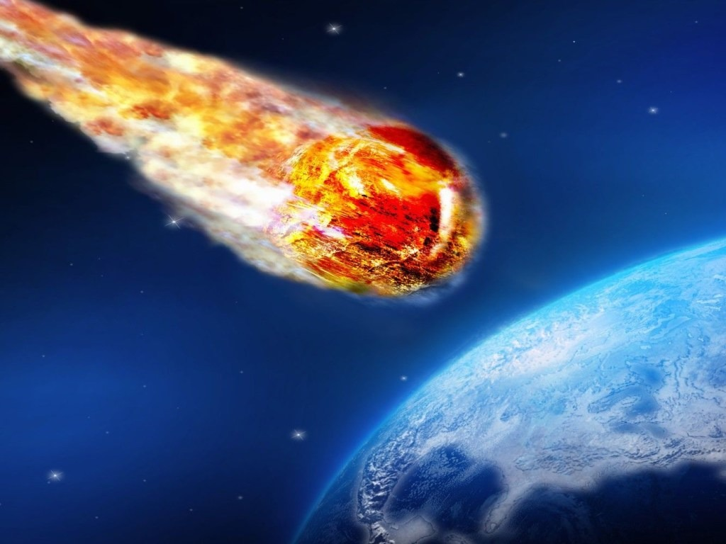 А якщо все ж таки впаде: вчені розповіли якими будуть наслідки зіткнення Землі з «Богом Хаоса» - космічне тіло, астероїд - 23 asteroyd
