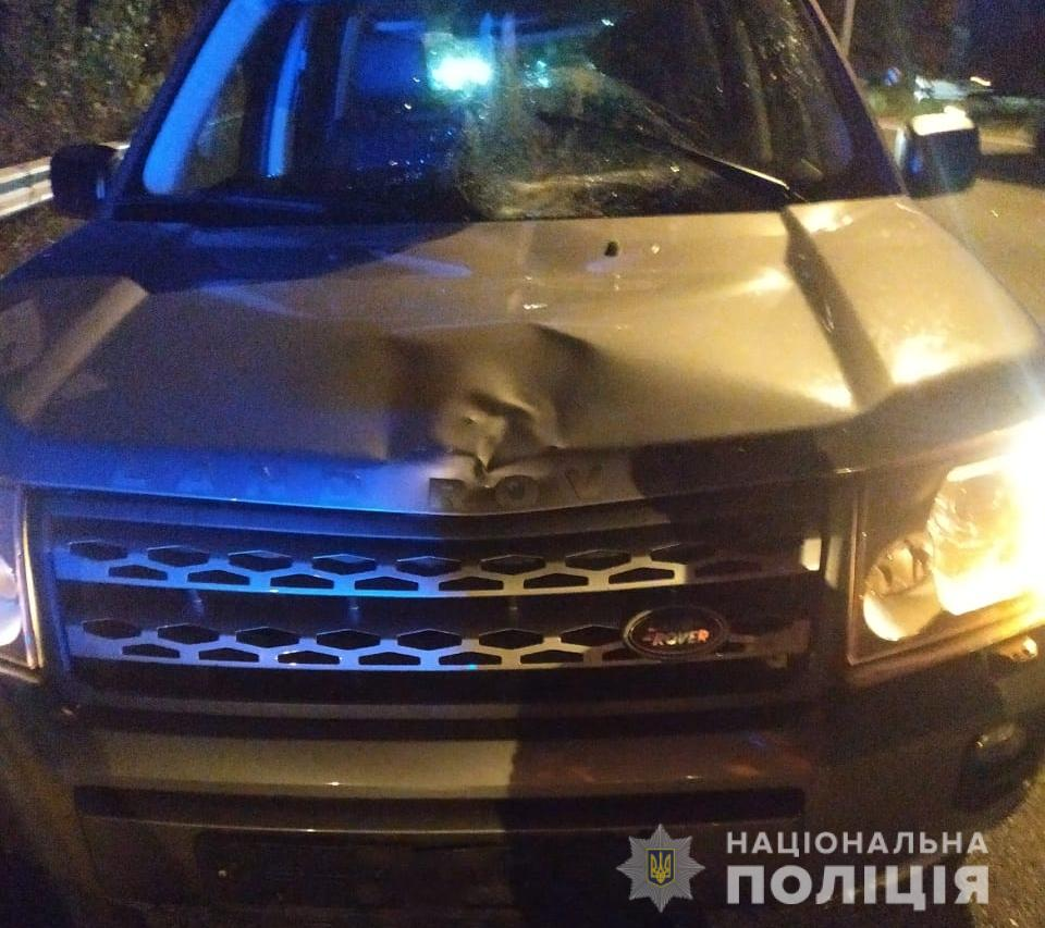 На Київщині позашляховик збив чоловіка на переході - ДТП - 27 dtp