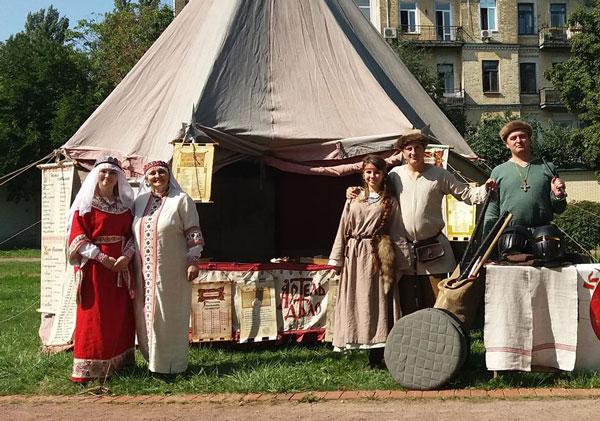 У Києві планується фестиваль для всієї родини «Княжа родина»