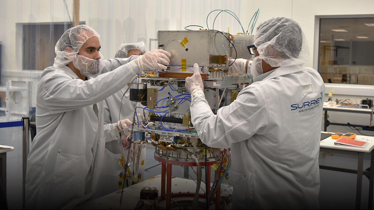 NASA активувала надточні атомний годинник на орбіті - космос, годинник, NASA - 30 godynnyk