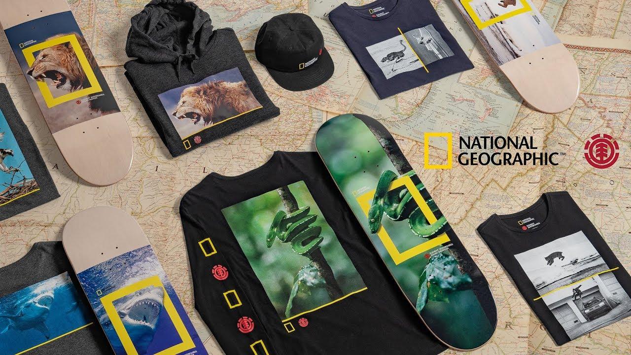 З думкою про тварин: National Geographic випустить колекцію скейтбордів, присвячену дикій природі - National Geographic - 30 kollektsyya 1