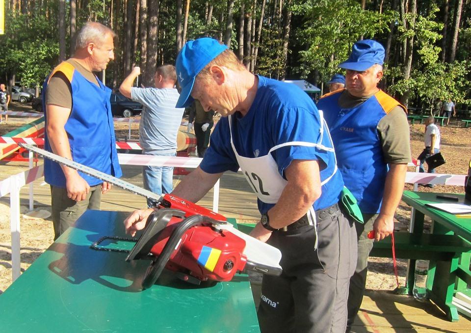 На Київщині визначать кращих вальників лісу України - Тетерів, ліс - 30 valnyky lisu3