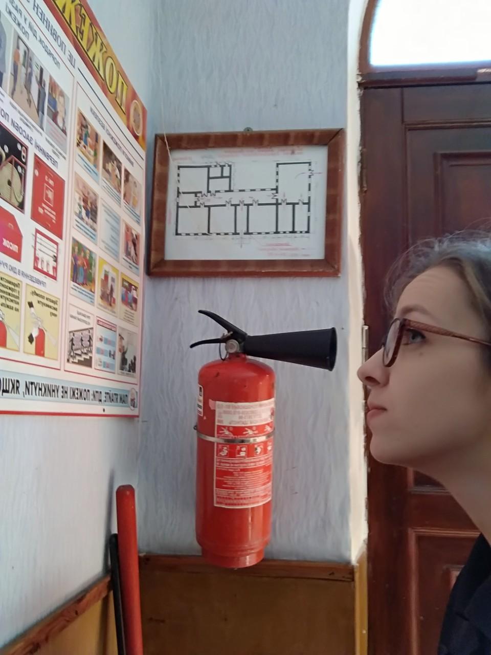 Рятувальники проводять огляди шкіл Обухівського району -  - 3CD77090 2620 493A 947D DBEB12A0EE42