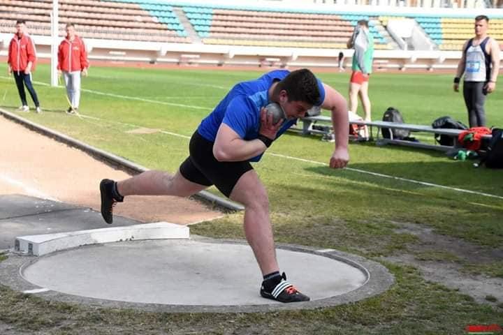 Віктор Климук - чемпіон з Миронівки -  - 67535854 486215315500275 8186982327952343040 n