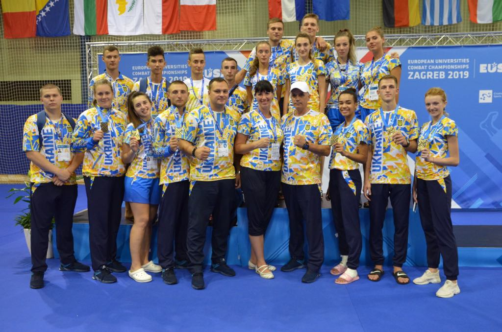 Тріумф українців на First Europian Universities Combat Games в Хорватії -  - 67587895 386494165385134 609750270720606208 n