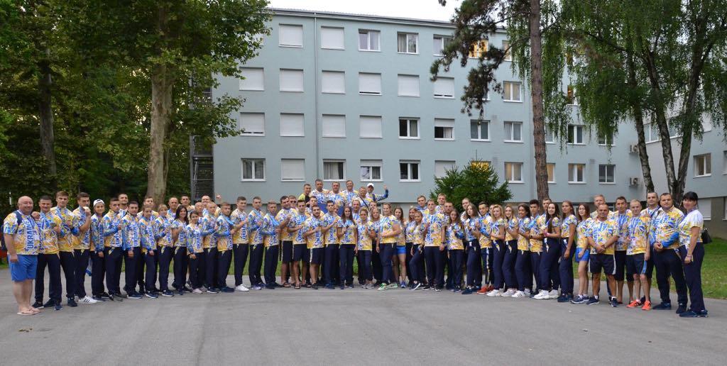 Тріумф українців на First Europian Universities Combat Games в Хорватії -  - 67643733 371160190267796 6644762818677571584 n