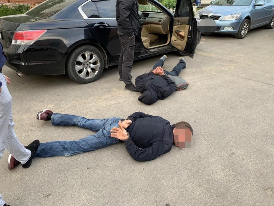 Трьох серійних крадіїв із Києво-Святошинського району упіймали