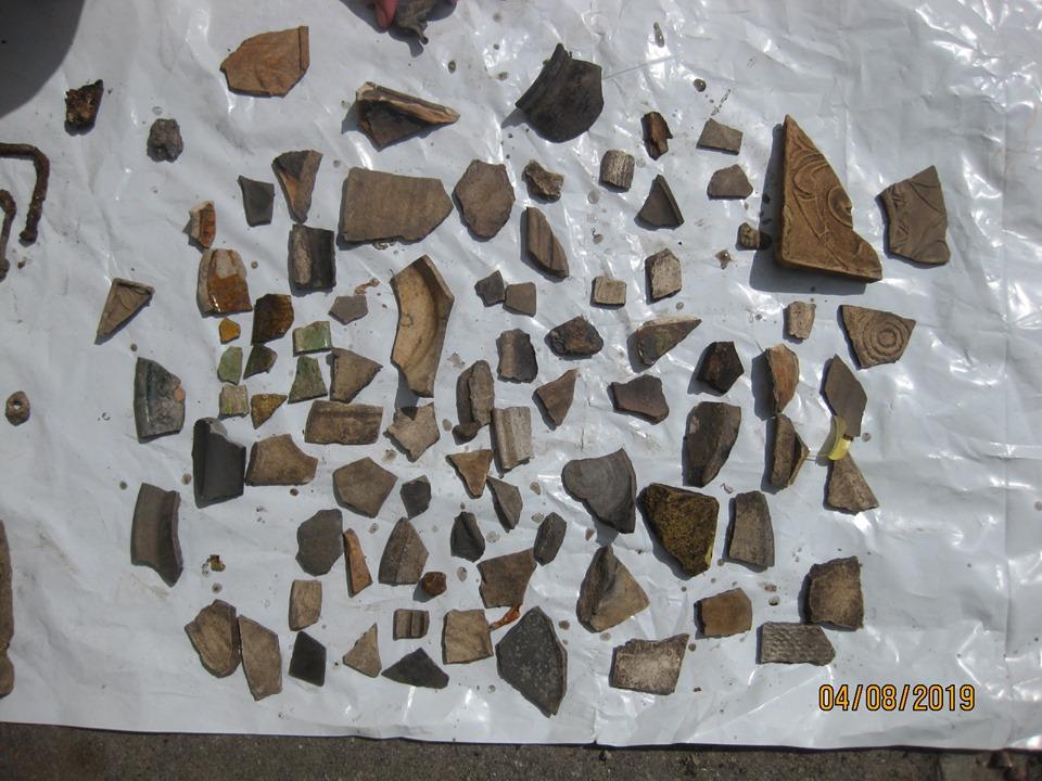 У Борисполі крізь археологічну пам'ятку прокладають труби -  - 67683445 2365045607076644 8403825631770443776 n