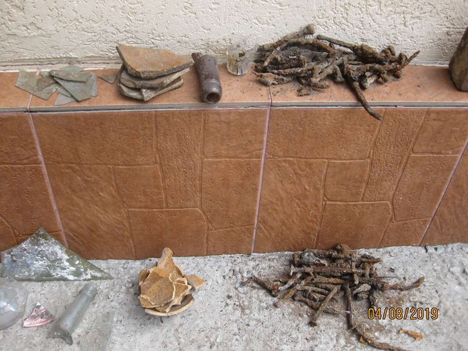 У Борисполі крізь археологічну пам'ятку прокладають труби -  - 67759180 2365045403743331 3322400217000574976 n