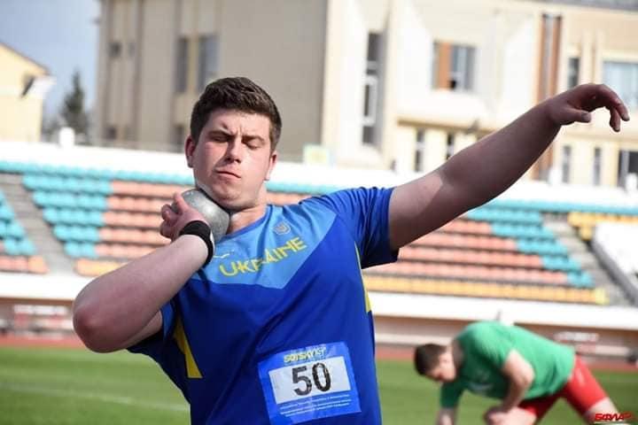 Віктор Климук - чемпіон з Миронівки -  - 67783309 486215252166948 4302404212261650432 n