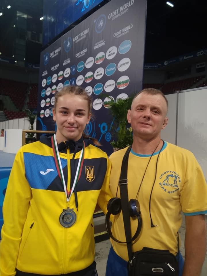 Борчиня з Київщини - срібна призерка чемпіонату світу -  - 67831841 2270275409721469 6519747616455000064 n
