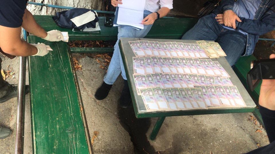 На Київщині держпрацівник попався на хабарі -  - 67842949 2293095484240891 111760370506399744 n