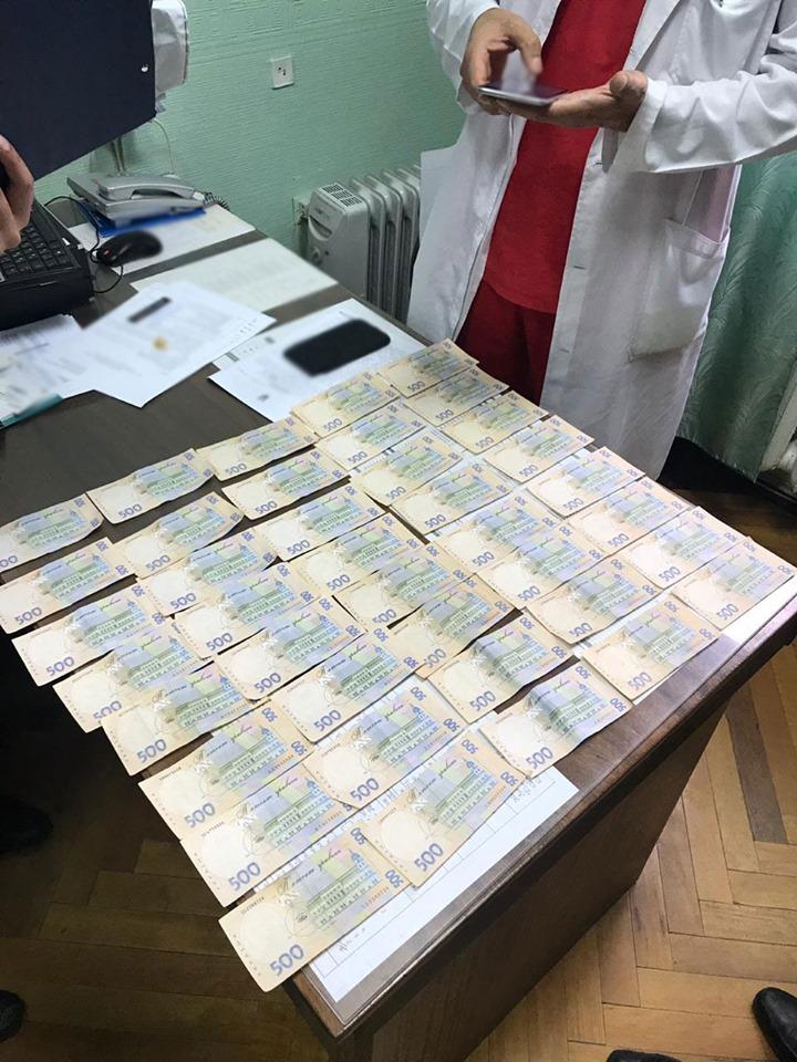 Столичних лікарів звинувачують у корупційних схемах -  - 68265465 2498382907061086 7421653627212660736 n