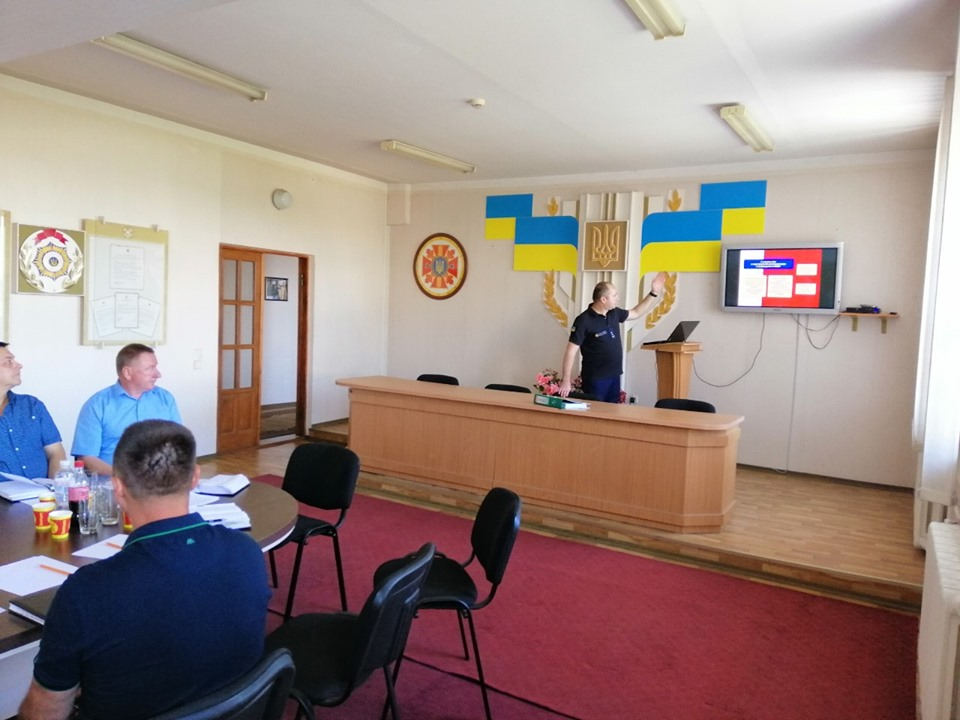 У Калинівці та Літочках на Броварщині створять підрозділи пожежної охорони -  - 68407303 2623799890972156 3072585355489181696 n