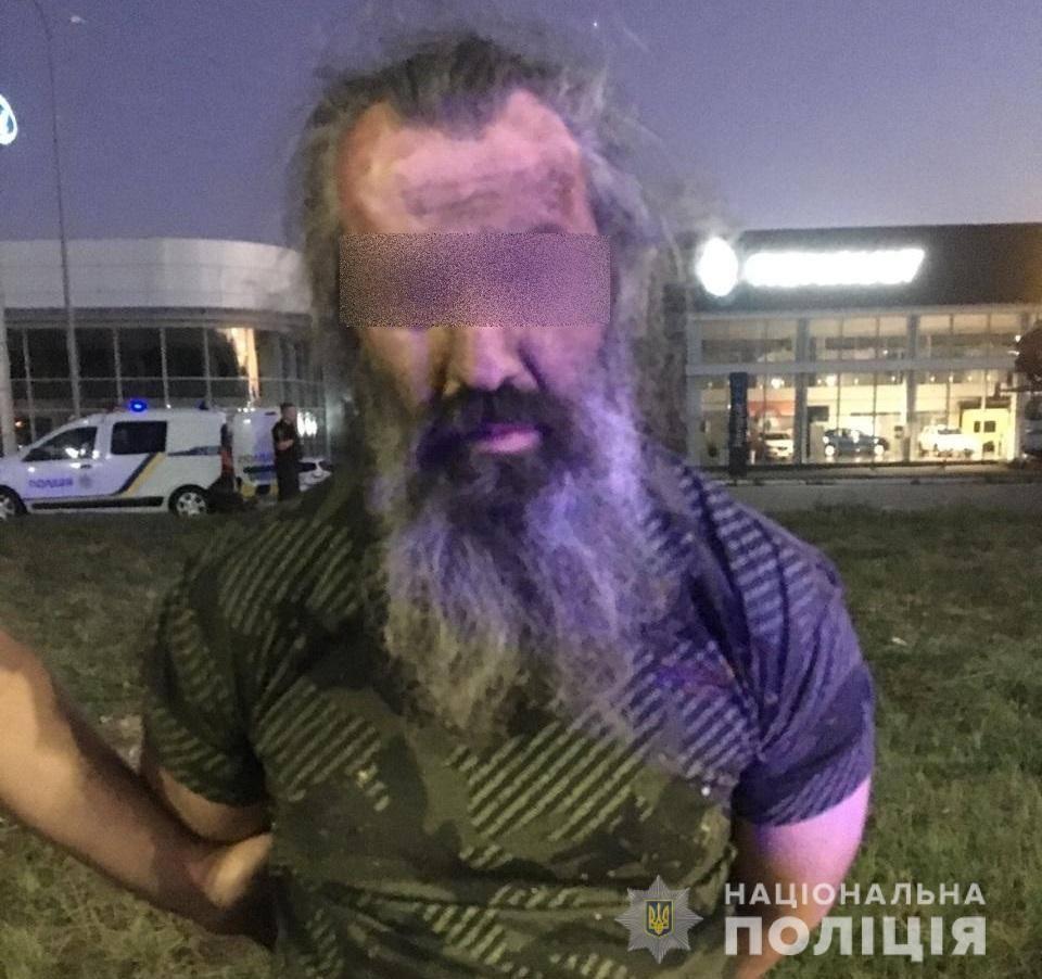 Озброєні злочинці пограбували сім'ю на Бориспільщині -  - 68738054 2428459833875841 6083492077209911296 n