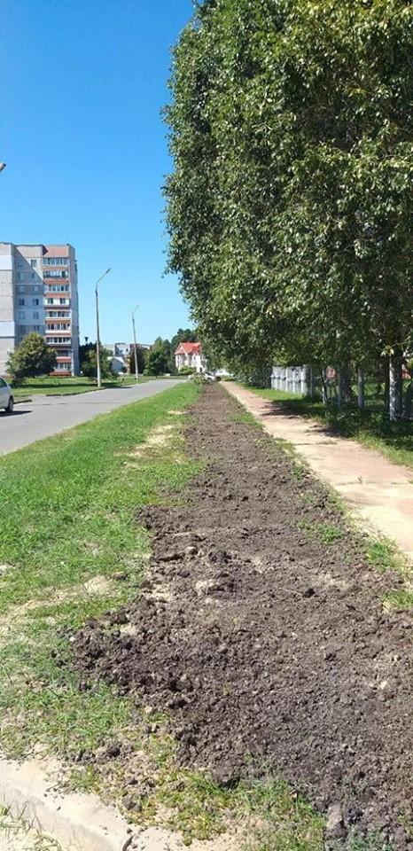 У Славутичі завершилася реконстукція лінії енергопостачання -  - 68778224 2375991119150454 6823905552406413312 n