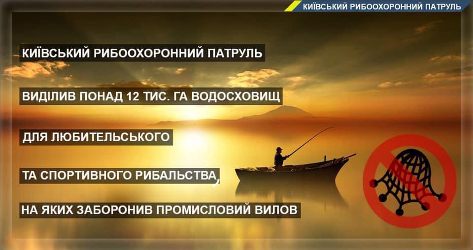 68865235_2387014984708346_656449767957594112_n На акваторії Київського та Канівського водосховищ розширили площі для риболовів