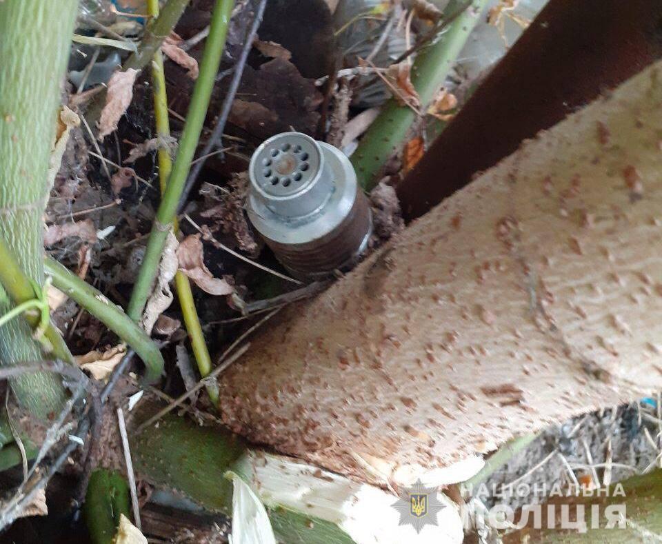 У Баришівському районі люди знайшли вибухівку -  - 68880607 2433620546693103 3302901215800590336 n
