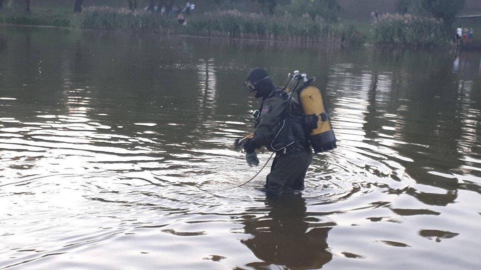 У столичному озері втопився юнак -  - 68976490 781935402202548 6236895385466437632 n