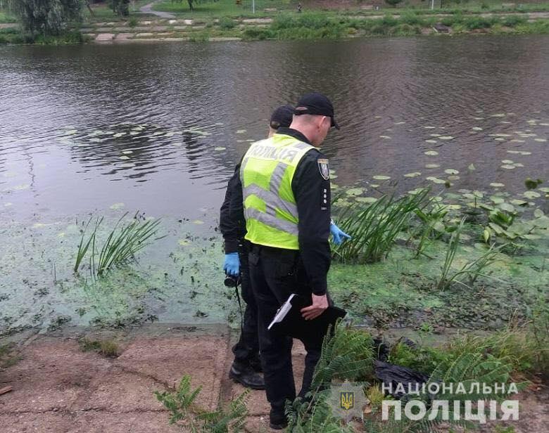Затримали нелюда, який вбив, розчленував та викинув тіло своєї співмешканки у Русанівський канал -  - 68985177 778825322513556 7984412656452763648 n