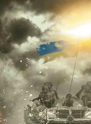 Прапор Нескорених - жовто-блакитна реліквія воїнів -  - 69264630 10157826483953338 1342557294411382784 n 1