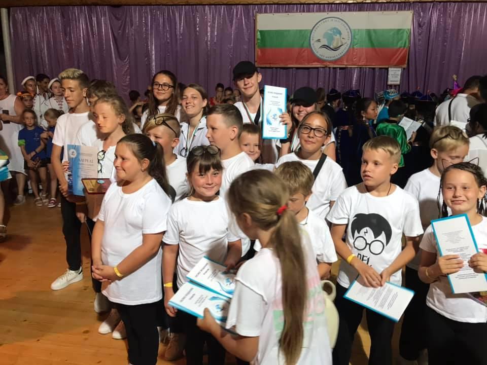Фастівські танцюристи здобули перемоги на фестивалі у Болгарії - перемоги, міжнародний фестиваль - 69264652 2348146681927533 4858493041326948352 n