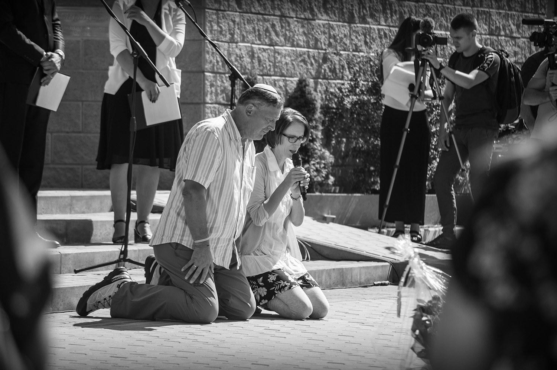 У Білій Церкві відкрили Меморіал пам'яті жертв Голокосту та Праведникам народів світу - Голокост - 69304379 2597378576941835 8460875295816155136 o