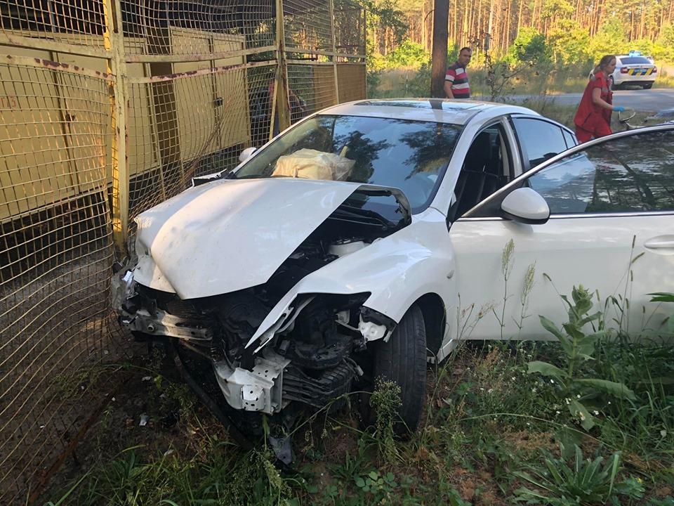 Аварія із постраждалими на Вишгородщині -  - 69306366 2460197184226308 4558112091025702912 n
