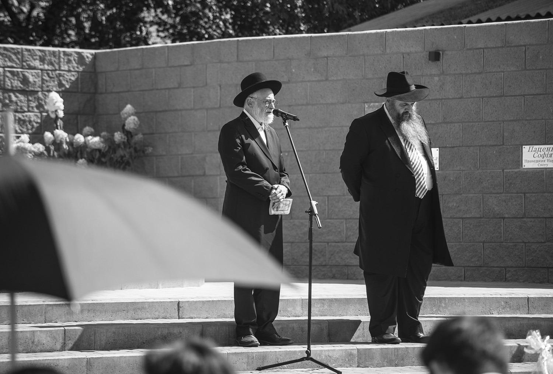 У Білій Церкві відкрили Меморіал пам'яті жертв Голокосту та Праведникам народів світу - Голокост - 69401174 2597378403608519 3236986550277373952 o