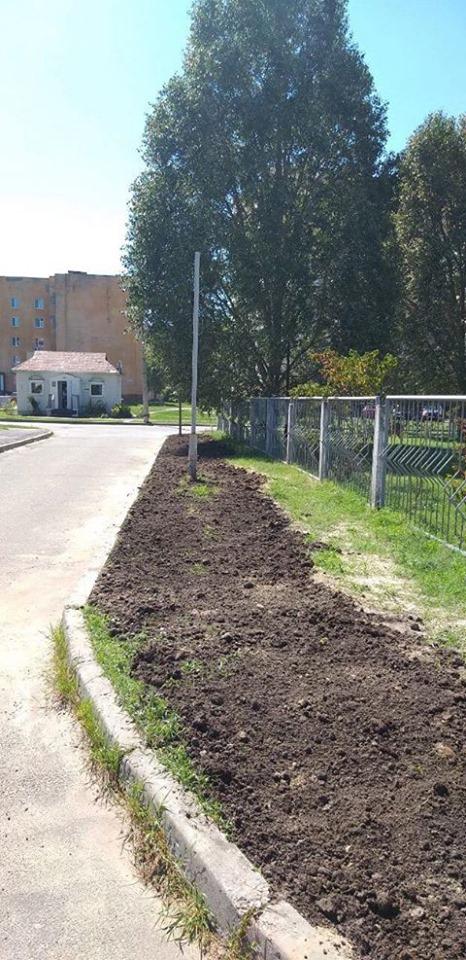 У Славутичі завершилася реконстукція лінії енергопостачання -  - 69499793 2375991199150446 6435438439226671104 n