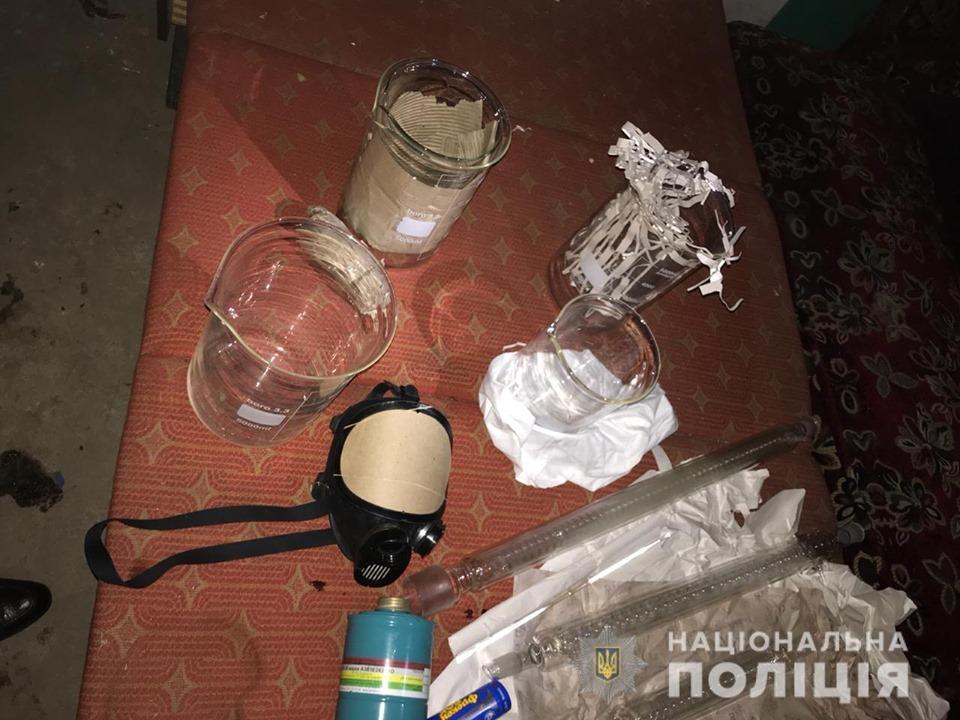 У Бориспільському районі затримали торговців амфетаміну -  - 69554644 2442568895798268 6136165478818643968 n
