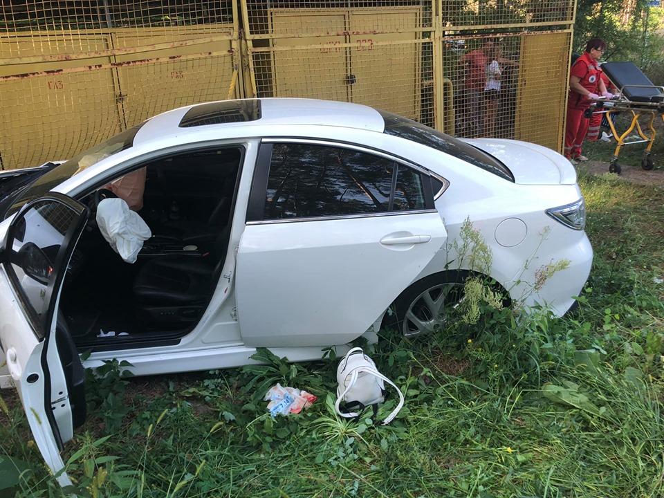 Аварія із постраждалими на Вишгородщині -  - 69593506 2460197304226296 7006575326163632128 n