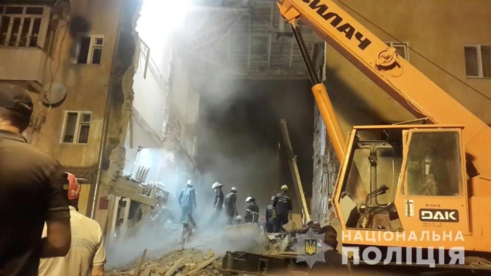 Кількість загиблих внаслідок обвалу будинку у місті Дрогобич зросла до восьми осіб -  - 69601831 2341675382753929 7737358514019893248 n