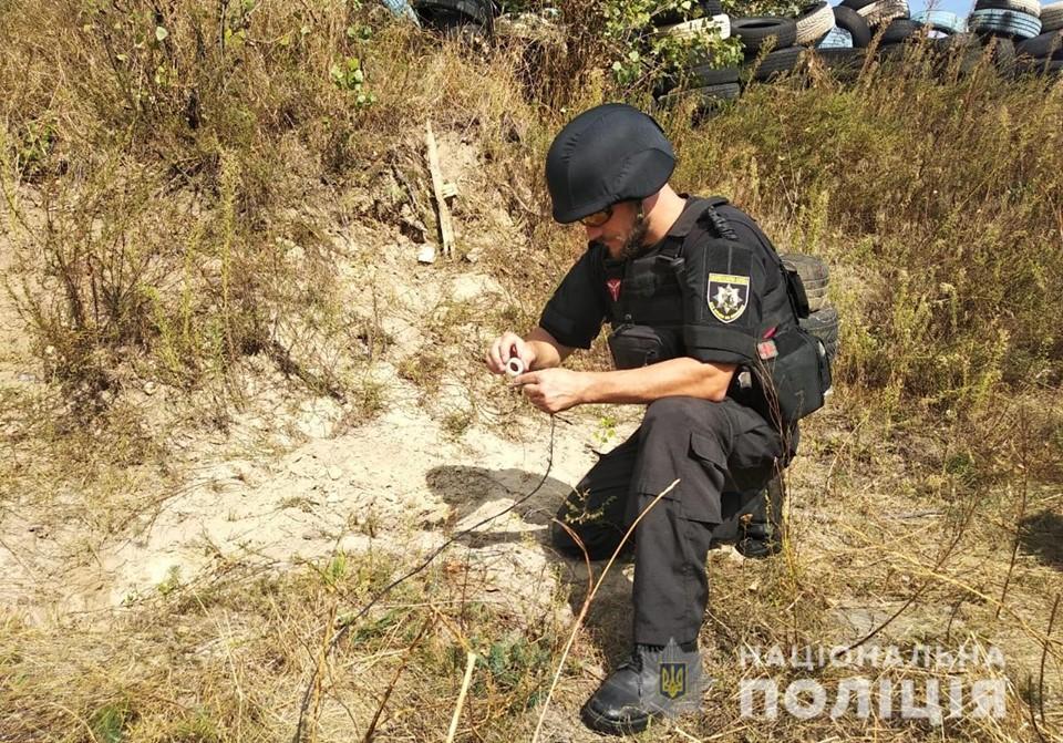 69639758_2435318779856613_8663411973376966656_n Відгомони Другої світової: на Київщині знову знешкодили старі боєприпаси
