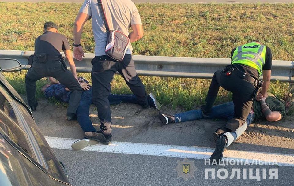 Озброєні злочинці пограбували сім'ю на Бориспільщині -  - 69660385 2428459627209195 6646382442254958592 n