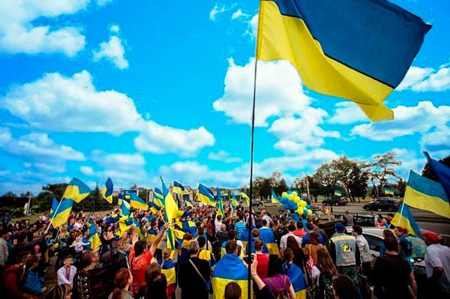 Історія стяга: 23 серпня українці відзначають День державного прапора -  - 71302 1