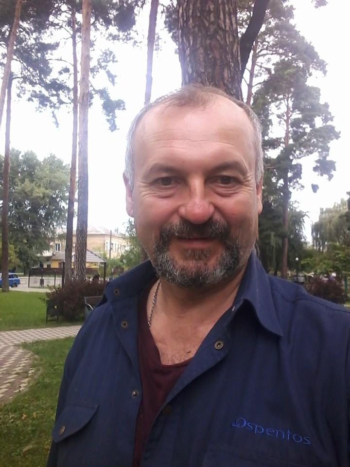 Bogomol-1 Богомол в Ірпені: письменник Валентин Собчук розповів про рідкісну для нашого краю комаху