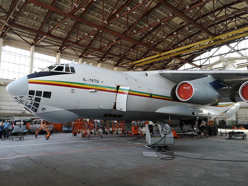 Аеродром у Білій Церкві приймає до 500 повітряних суден за рік