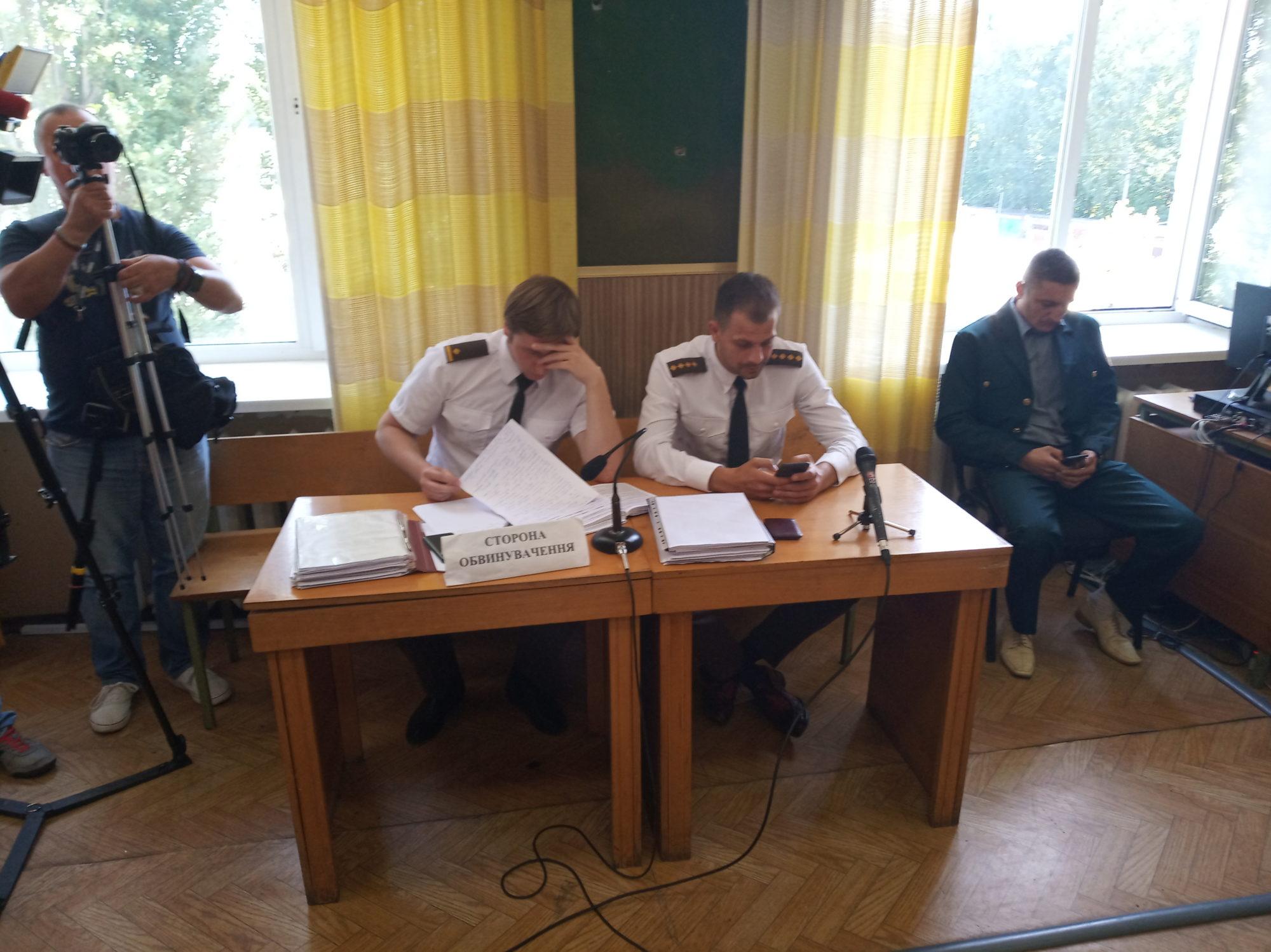 В Броварах перенесли судове засідання по справі Савченко та Рубана (ВІДЕО) -  - IMG 20190827 112922 2000x1498