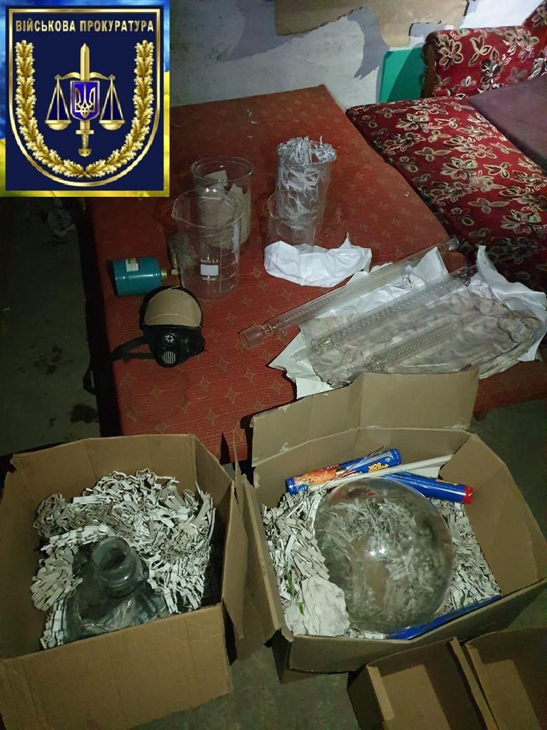 У Києві затримали наркодилерів, які продавали амфетамін військовим - Прокуратура, наркотики, нарколабораторія, військовослужбовці, військова прокуратура, амфетамін - NOVINA 24 08 2019 2 4