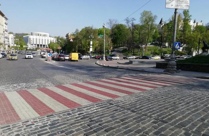 Screenshot_29 У Києві на Грушевського до 1 вересня обмежать рух