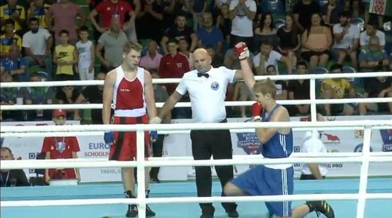 Юний боксер з Ірпеня - чемпіон Європи -  - Screenshot 62