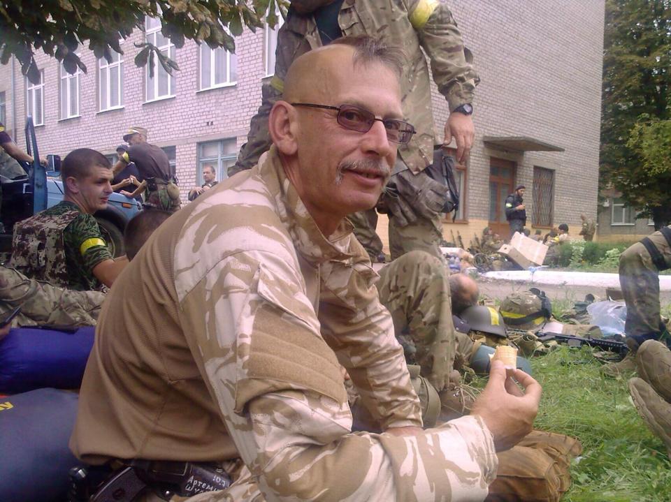 Shulz-1 Небо закликало до своїх вершин: ірпінець Сергій Шкарівський 5 років тому загинув у бою за Іловайськ