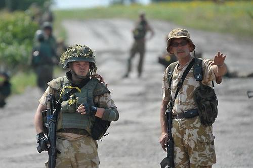 Shulz-3 Небо закликало до своїх вершин: ірпінець Сергій Шкарівський 5 років тому загинув у бою за Іловайськ
